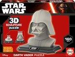 Educa 3D Puzzle 160 Parça Heykel Puzzle Darth Vader 16500