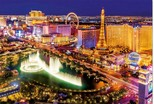 Educa Puzzle 1000 Parça Las Vegas Neon 16761