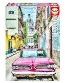 Educa Puzzle 1000 Parça Vintage Car in Old Havana