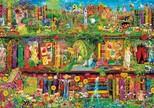 Educa Puzzle 1500 Parça The Garden Shelf 16766