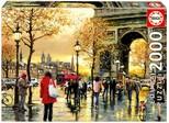 Educa Puzzle 2000 Parça Arc De Triomphe 16778