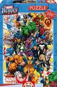 Educa Puzzle 500 Parça Marvel Hereos 15560