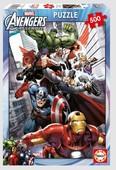 Educa Puzzle 500 Parça The Avengers 15772