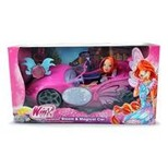 Winx Bloom & Magical Car 5151400