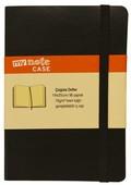 Mynote Case 19*25 Defter 96 Yp Çizgisiz Siyah MYN108-B-D