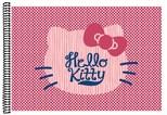 Hello Kitty Pp Spiralli Resim Blok 25*35 15 Yp