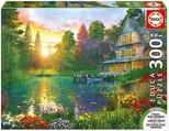 Educa Puzzle 300 Parça XXL Sunset With Grandpa 16746