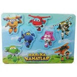 Harika Kanatlar Puzzle 8 Parça Bultak Puzzle 011600Deg83482