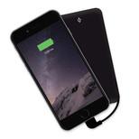 Ttec 2Bb110S Ttec Easycharge Slim 6.000Mah Taşınabilir Şarj Cihazı Siyah