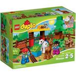 Lego Duplo Şehir Forest Animals  10582