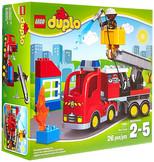 Lego Duplo Şehir Fire Truck 10592