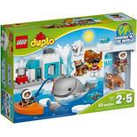 Lego Duplo Şehir Arctic 10803