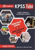 KPSS Tube Genel Kültür Videolu Konu Anlatımlı Lise Önlisans Hazırlık Kitabı