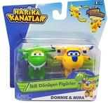 Harika Kanatlar 2'Li Donnie Mira