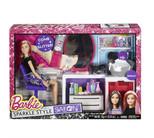 Barbie Bebek Kuaför Salonu Seti DTK05