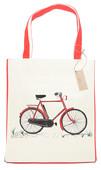 OrganiCraft Classic Bicyle Canvas Tote Bag OC00102
