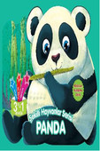 Şekilli Hayvanlar Serisi - Panda