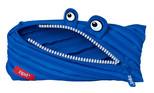 Zip-it Neon Monster Royal Blue Kalem Kutusu