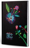 Lecolor Floral Notebook 17X24 Cıltli 120 Yp Çizgili  2016050/1