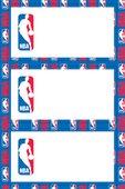 NBA OKUL ETİKETİ ( 8 x3 ) 24'LÜ