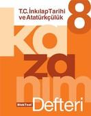 8. Sınıf T.C. İnkilap Tarihi ve Atatürkçülük Kazanım Defteri