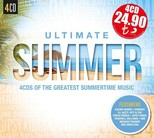 Ultimate Summer 4 Cds Of The Greatest Summertime Music