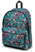 Eastpak Out Of Office (Aqua Geo June) Çanta EAS.EK76762M