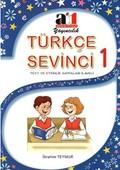 A1 Yayınları 1.Sınıf Türkçe Sevinci Sayfa Testleri