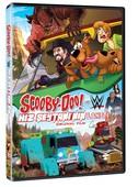 Scooby-Doo: Wwe Curse Of The Speed Demon - Scooby Doo Ve W: Hız Şeytanının Laneti