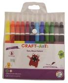 Craft and Arts Sulu Boya Kalemi 12'li Paket