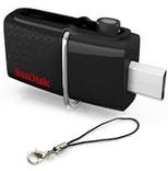 SanDisk Ultra Android Dual USB Drive 64GB Black SDDD2-064G-GAM46