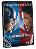 Captain America: Civil War - Kaptan Amerika: Kahramanların Savaşı