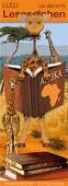 Anatolia Deri Kitap Ayracı Zürafa 15-02
