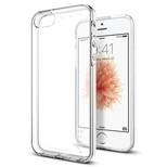 Spigen iPhone 5/5s/SE Kılıf Liquid Crystal 4 Tarafı Tam Koruma - Kapalı 041CS20247
