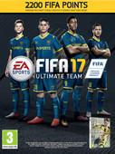 Fifa 17 2200 Fifa Points PC