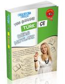 YGS Şahane Türkçe Ders Notları