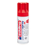 Edding Permanent Spray Traffic Red Mat
