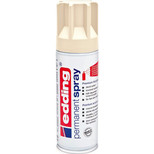 Edding Permanent Spray Light Ivory Mat