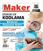 Stem-Maker Magazine-Sayı 1