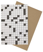 Legami Crosswords Kart K064220