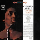 Carmen Mcrae Sıngs Lover Man And Other Billie Holiday