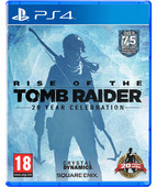 Rise of the Tomb Raider PS4 (20th Year Celebration)