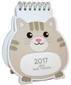 İstisna - Takvimi 2017 Mini Kedi