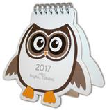İstisna - Takvimi 2017 Mini Baykuş