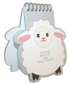 İstisna - Takvimi 2017 Mini Koyun