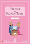 Prenses ve Bezelye Tanesi-Turuncu Seri