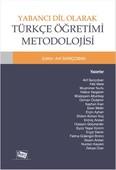 Yabancı Dil Olarak Türkçe Öğretimi Metodolojisi