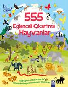 555 Eğlenceli Çıkartma Hayvanlar