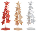 PMS Yıldızlı Çam Ağacı Yılbaşı Masa Süsü
