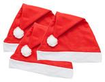 PMS Noel Baba Şapkası 3'lü